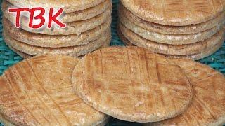 Lemon Shortbread Cookies (sablé Breton) - Titli's Busy Kitchen