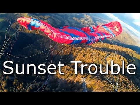 Sunset Trouble