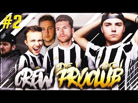 Broski versucht die CREW zu SABOTIEREN 😐 FIFA 17 Crew Pro Clubs