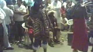 رقص افريقي عجيب