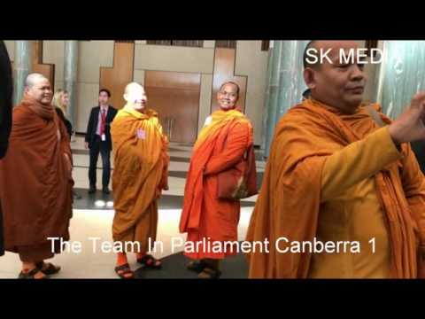 TripSK Media Report By Mr Sao Korb  To Parliament Canberra 8