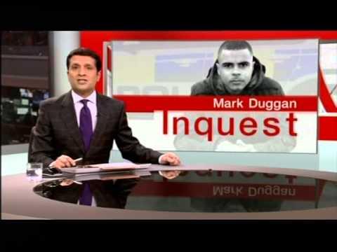 London: Mark Duggan (BBC London)