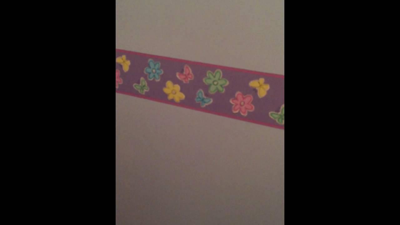 Easy way to remove wallpaper border - Easy Wallpaper Border Removal