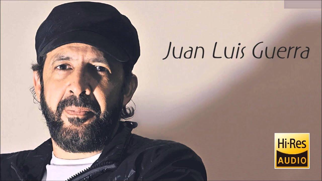 Juan Luis Guerra Burbujas De Amor Audio Alta Calidad Youtube
