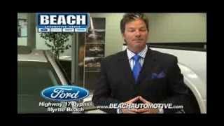 Beach Automotive April 2012 Ford Commercial Myrtle Beach, SC thumbnail