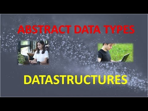 LECTURE 6 DATASTRUCTURES ABSTRACT DATA TYPES