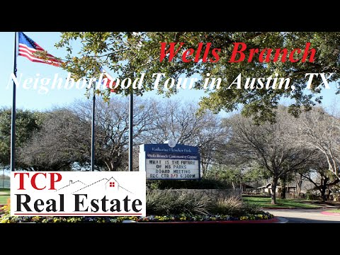 Wells Branch Neighborhood Profile in North Austin, TX - TCP Real Estate