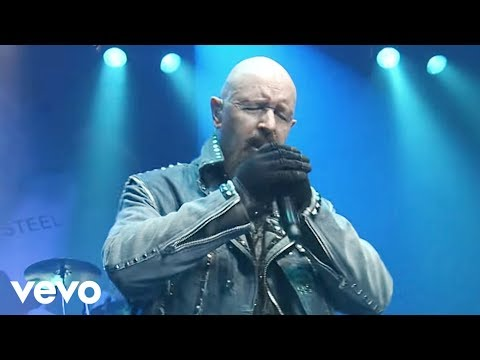 Anne Erickson - Is Rob Halford Considering a Judas Priest Biopic?