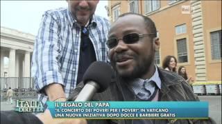 Concerto in Aula Paolo VI - La Vita in Diretta