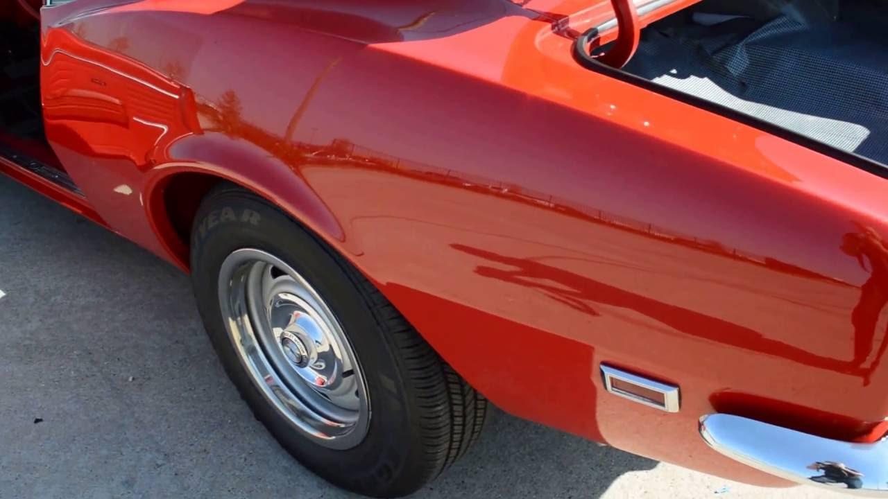 1968 Camaro Frank\'s Car Barn - Buy, Sell and Trade Classic Cars ...