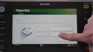 PaperCut MF for Ricoh Java Tour