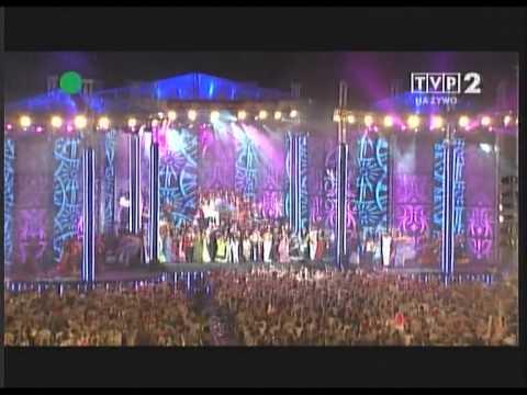 Смотреть видео Don Wasyl & Cygańskie Gwiazdy - Jedno jest niebo dla wszystkich - Glinojeck 2009 r.
