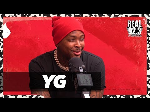 YG Details New Album '4REAL 4REAL', Unreleased Music w/ Nipsey Hussle