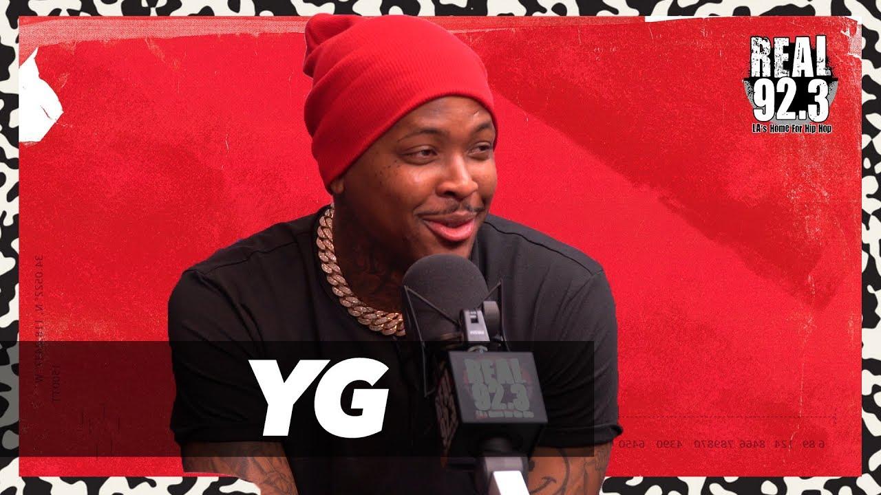 Download YG talks '4REAL 4REAL', Unreleased Music w/ Nipsey | Bootleg Kev & DJ Hed