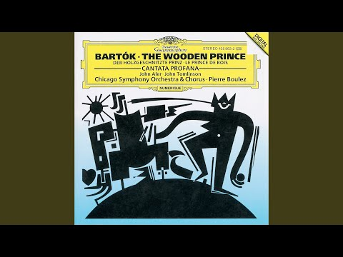 Bartók: The Wooden Prince, Sz. 60 (Op.13) - 5th Dance: The Princess Pulls And Tugs At The...