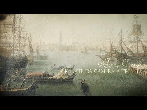 A. Vivaldi: Trio Sonatas, Op.1 [L'Estravagante]