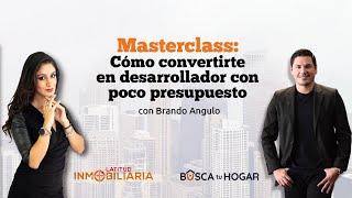 MASTERCLASS: Cómo convertirte en desarrollador con poco presupuesto 💰 con @Brando Angulo