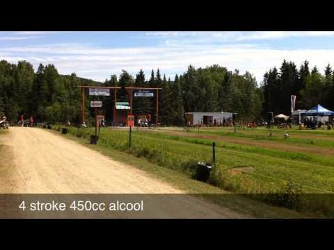 atv 450cc Alcohol Drag 4 Stroke