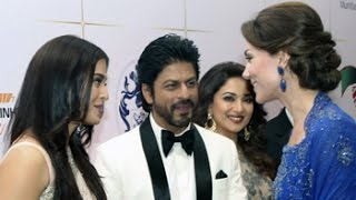 William and Kate in India and a Bollywood party