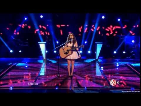 Iliana Beilis - Basta ya (La Voz Mexico 4)