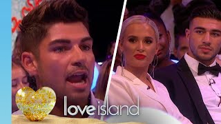 Anton Digs Himself a Massive Hole After Unfollowing Molly-Mae | Love Island Reunion 2019
