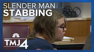 Morgan Geyser sentenced to 40 years in mental institution in Slender Man stabbing case