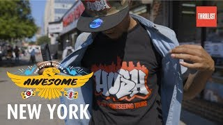 Tour New York's Historic Hip-Hop Scene || U.S. of Awesome