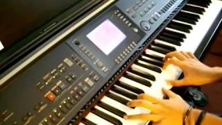"""Silverstein - """"My heroine""""[piano]"""