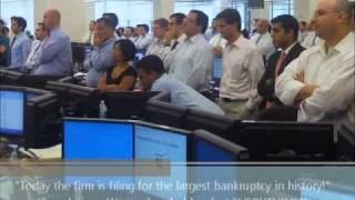 Lehman Brothers - the last days