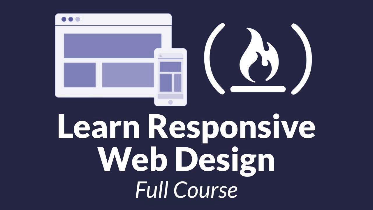 Introduction To Responsive Web Design Html Css Tutorial Youtube