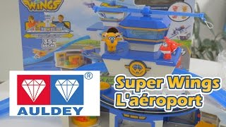 Super Wings : L'aéroport - Démo en français
