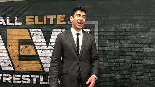 Tony Khan AEW Full Gear Post-Show Media Interview