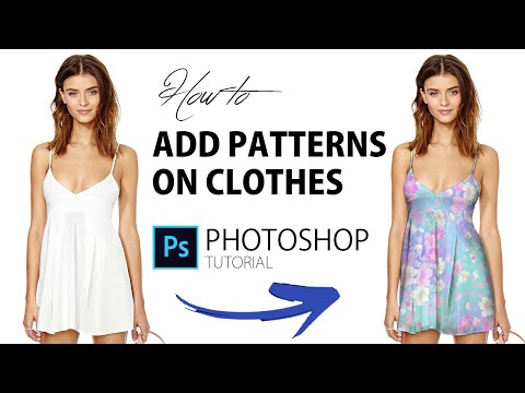 how to make a clothing design pattern