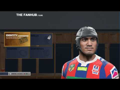 Rugby League Live 4 - Newcastle Knights