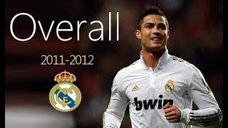 Cristiano Ronaldo Skills, Assists, Goals 2011/2012 - Real Madrid Overall