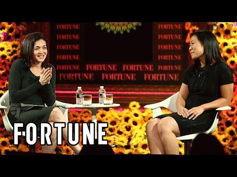 Watch Sheryl Sandberg interview Priscilla Chan at Fortune's MPW Summit   Fortune Most Powerful Women