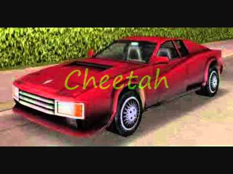 Gta Vice City Cars To Real Life Youtube