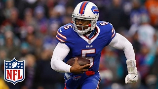 What Should the Bills do with Tyrod Taylor? | Around the NFL