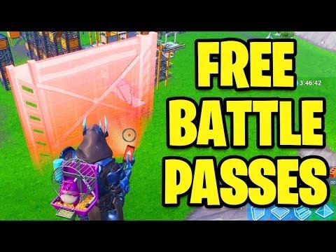 ? FORTNITE SEASON 7 CREATIVE + FREE BATTLE PASS GIVEAWAY! ? (Max Battle Pass Fortnite Creative) thumbnail