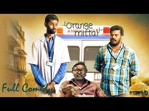 Orange Mittai - Full Comedy   Vijay Sethupathi   Ramesh Thilak   Aashritha   Justin Prabhakaran