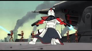 Star Wars - La Guerra de los Clones (2003) Vol.1 (Temporadas 1 y 2) - Latino (704x84)