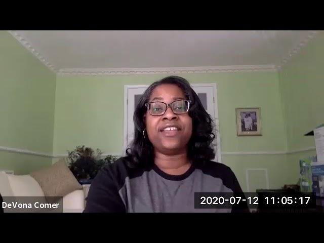 Min  DeVona Crushing Trials and Temptations sermon