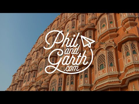 Experience Jaipur, India in 60 Seconds