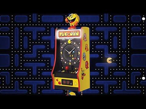 $200 Pac-Man Clock Unboxing