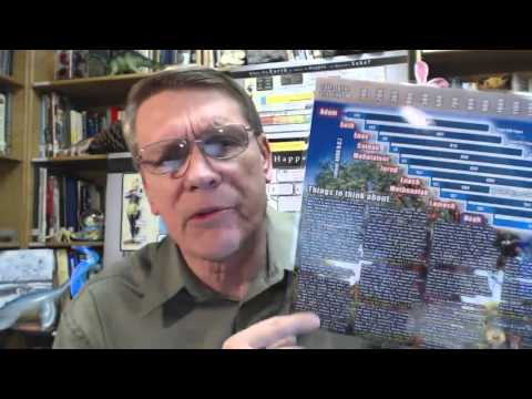 Dr. Kent Hovind Q&A - Flat Earth, Salvation, Satan, Daniel,
