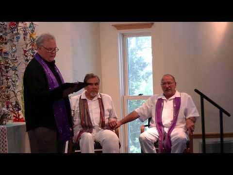 The Wedding of Rev. Thomas Anastasi and Bob Holler - L