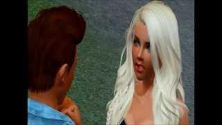 Ночной Лос Анжелес, Sims сериал, 2 серия