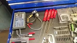 Mac tool box tour