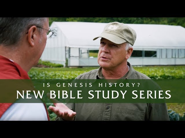 Genesis as a Book of History : Clip from Bible Study on Genesis