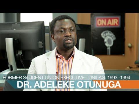 SaharaTV Sound Off: Powerful Forces Highjacked Nigeria's Student Unions - Dr. Adeleke Otunuga